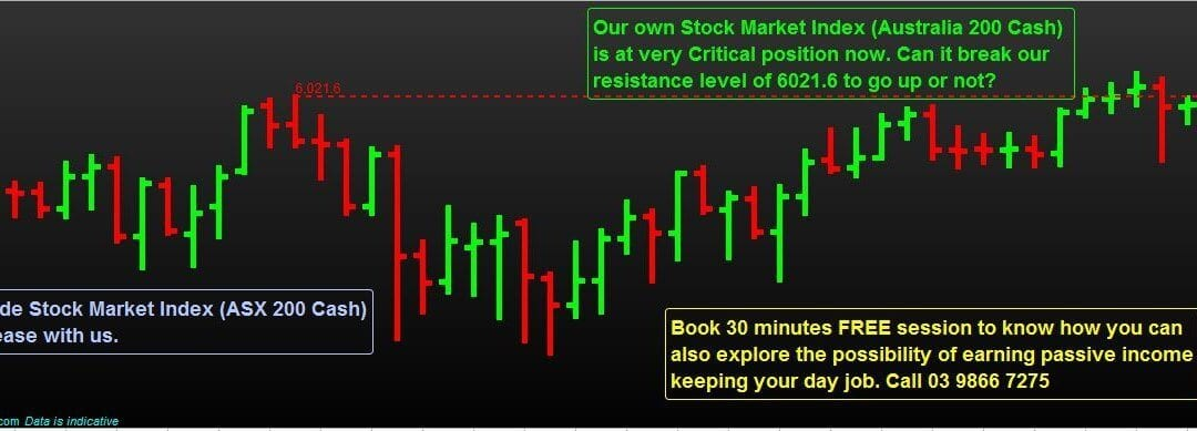 Trade ASX 200 Cash Index from here with us.