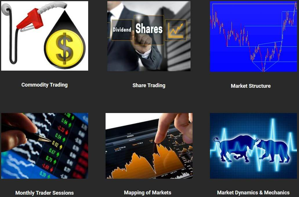 Learn how to trade with us.