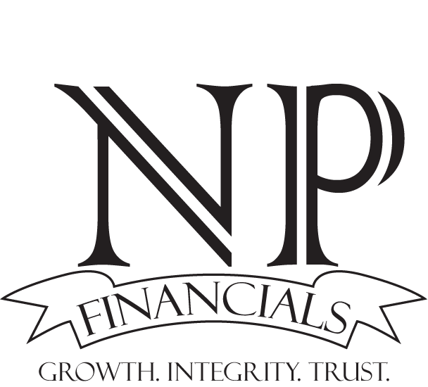 np financial logo